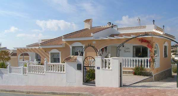 Costa blanca villa to let for Casa decoracion ciudad quesada